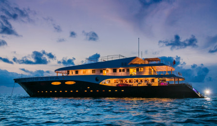 Floating Resort by Scubaspa Maldives
