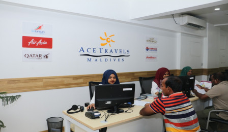 ACE TRAVELS MALDIVES