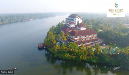 The Raviz Resort and Spa Ashtamudi