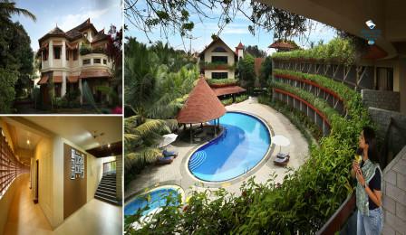 Uday Suites Garden Hotel