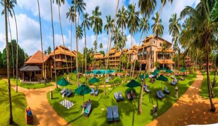 Royal Palms Beach Hotel Kalutara, Sri lanka