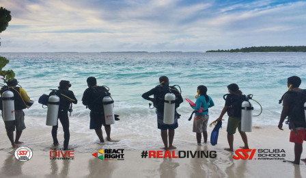 Maldivers Diving Centre Maalhos