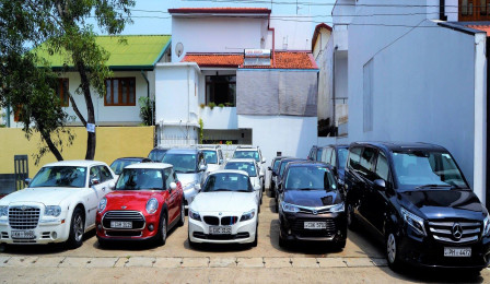 Casons Rent A Car Private Limited