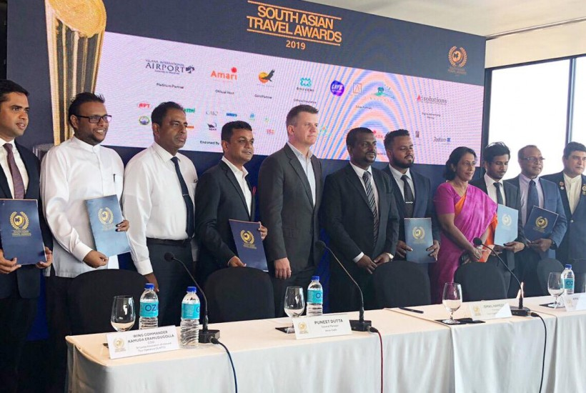 South Asian Travel Awards  2019 Partners Unveiled