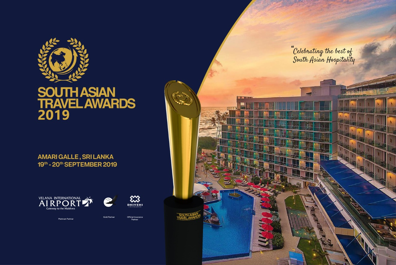 South Asian Travel Awards – 10 more Days