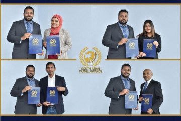 SATA Signs with the Key Partners of Maldives