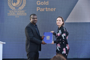 The Hawks signs as Gold Partner for the South Asian Travel Awards 2020