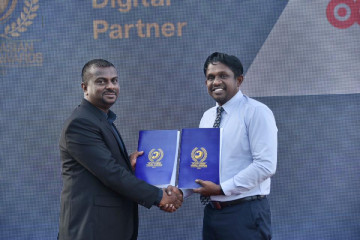 Ooredoo Maldives signs as Digital Media Partner for the South Asian Travel Awards 2020