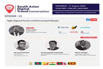 SATA Ends Season 1 of Digital Travel Conversation